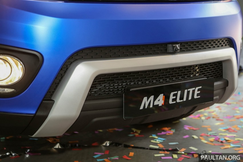 Haval M4 Elite launched in Malaysia, priced at RM73k; Great Wall Motors now officially rebranded as Haval Image #449153