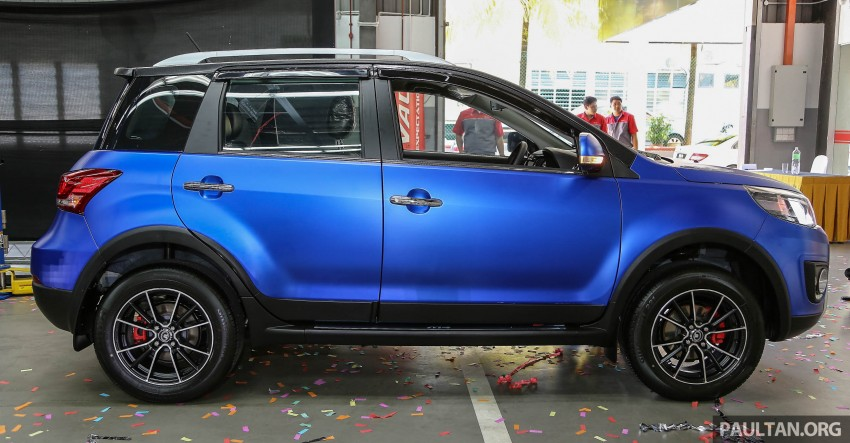 Haval M4 Elite launched in Malaysia, priced at RM73k; Great Wall Motors now officially rebranded as Haval Image #449155