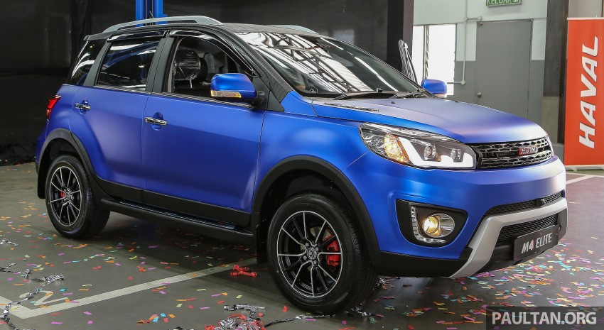 Haval M4 Elite launched in Malaysia, priced at RM73k; Great Wall Motors now officially rebranded as Haval Image #449110