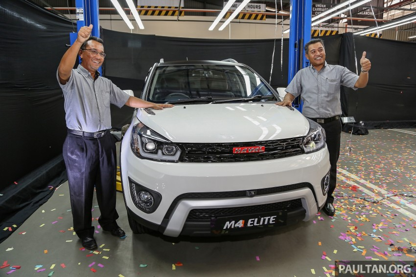 Haval M4 Elite launched in Malaysia, priced at RM73k; Great Wall Motors now officially rebranded as Haval Image #449096