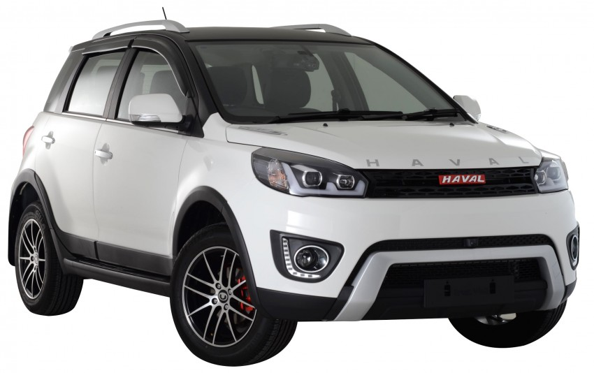 Haval M4 Elite launched in Malaysia, priced at RM73k; Great Wall Motors now officially rebranded as Haval Image #448608