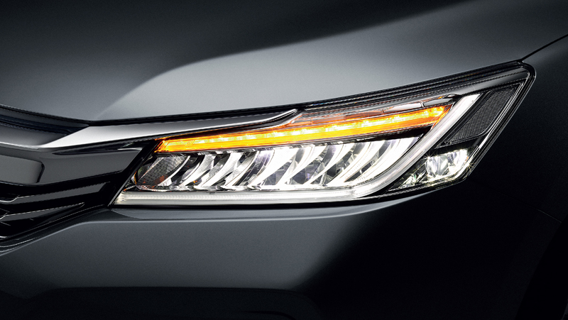 2016 Honda Accord facelift launched in Thailand Image #443591