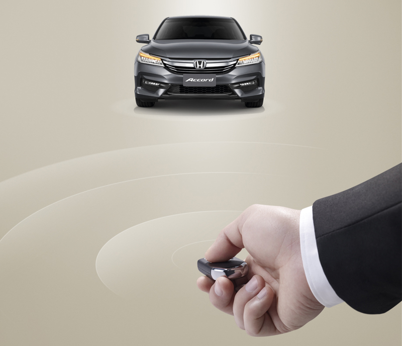 2016 Honda Accord facelift launched in Thailand Image #443593