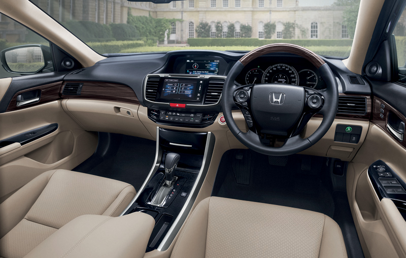 2016 Honda Accord facelift launched in Thailand Image #443598