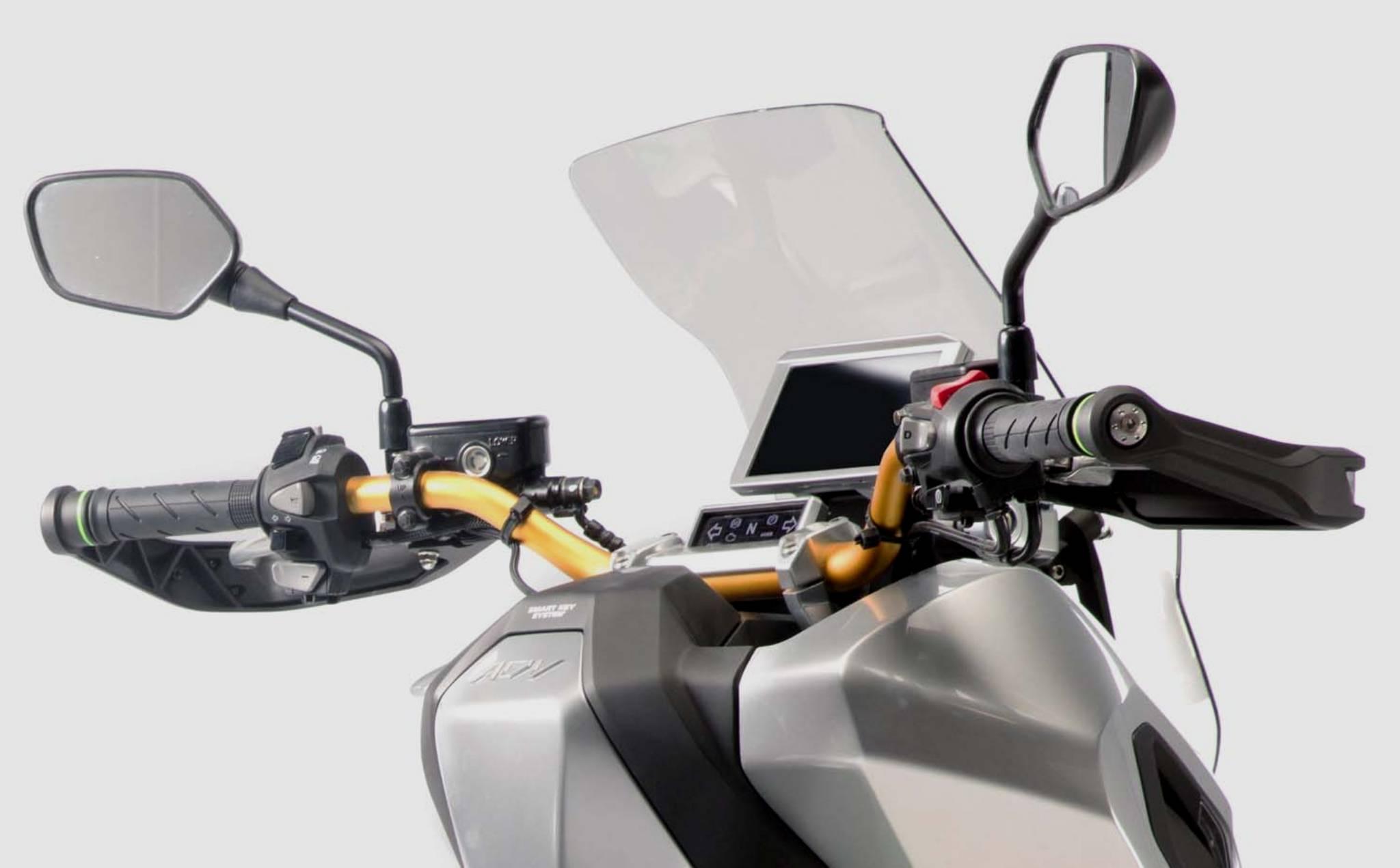 Honda to produce X-ADV dual-purpose super-scooter? Image 450103