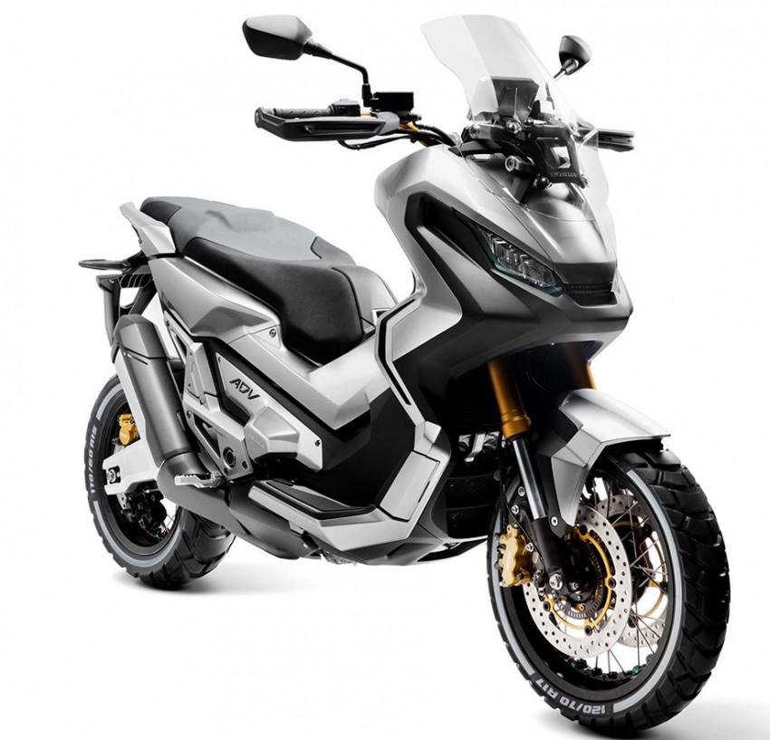Honda to produce X-ADV dual-purpose super-scooter? Image ...