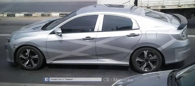 Honda-Civic-tenth-gen-spied-Thailand-2-e1455518070599_BM