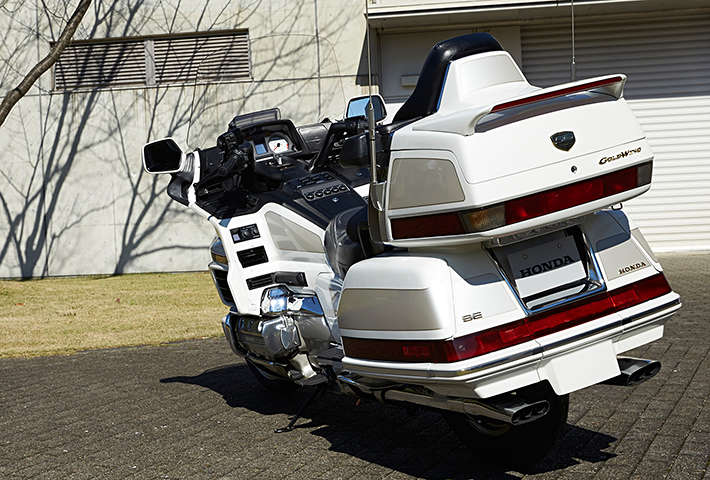 Honda Goldwing replacement rumoured for 2017 Image #448024