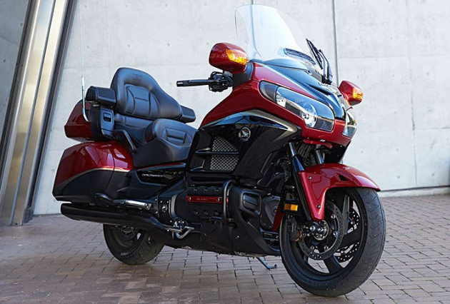 Honda Goldwing replacement rumoured for 2017