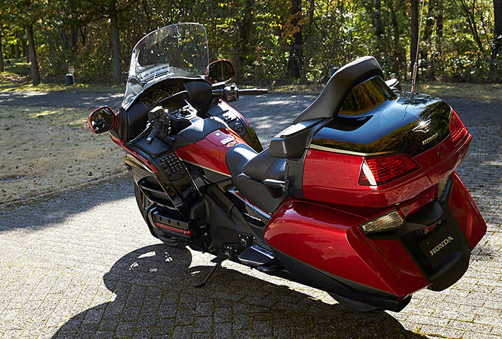 Back to Story: Honda Goldwing replacement rumoured for 2017