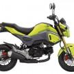 Honda-MSX125SF-Hyper-Yellow