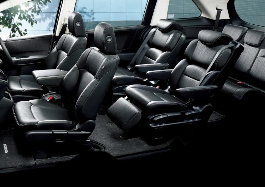 Honda Odyssey Hybrid/refresh goes on sale in Japan Image #438327