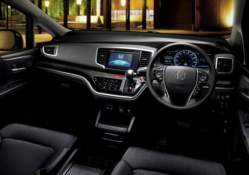 Honda Odyssey Hybrid/refresh goes on sale in Japan Image #438328