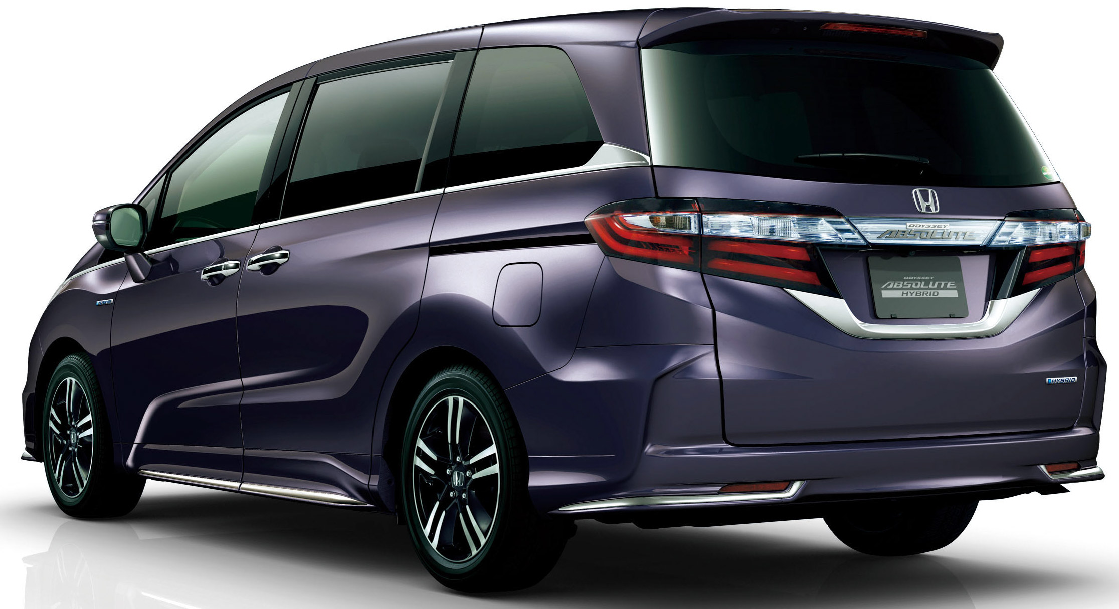 Back to Story: Honda Odyssey Hybrid/refresh goes on sale in Japan