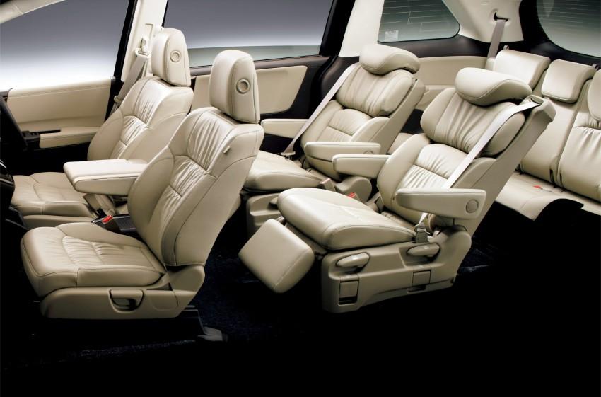 Honda Odyssey Hybrid/refresh goes on sale in Japan Image #438337