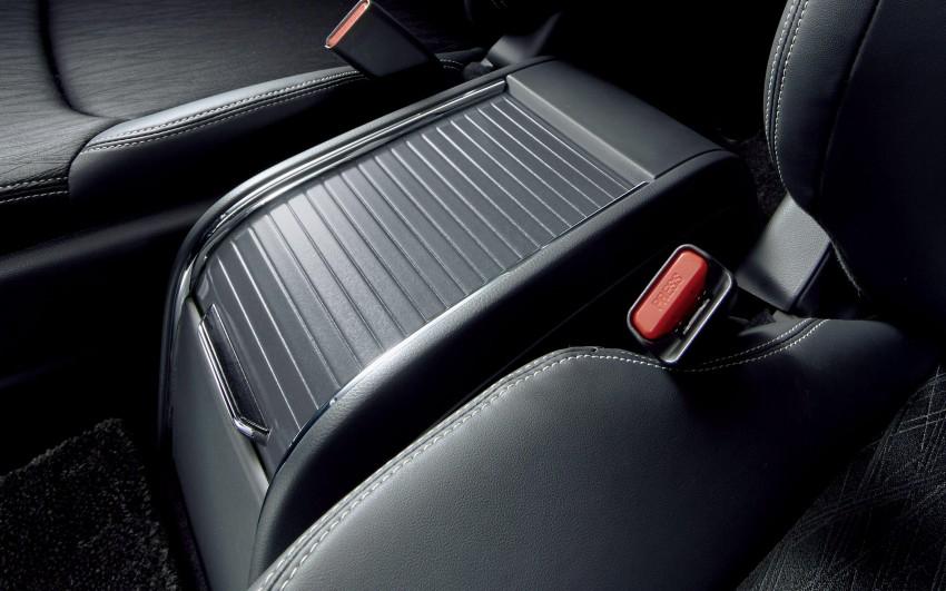 Honda Odyssey Hybrid/refresh goes on sale in Japan Image #438343