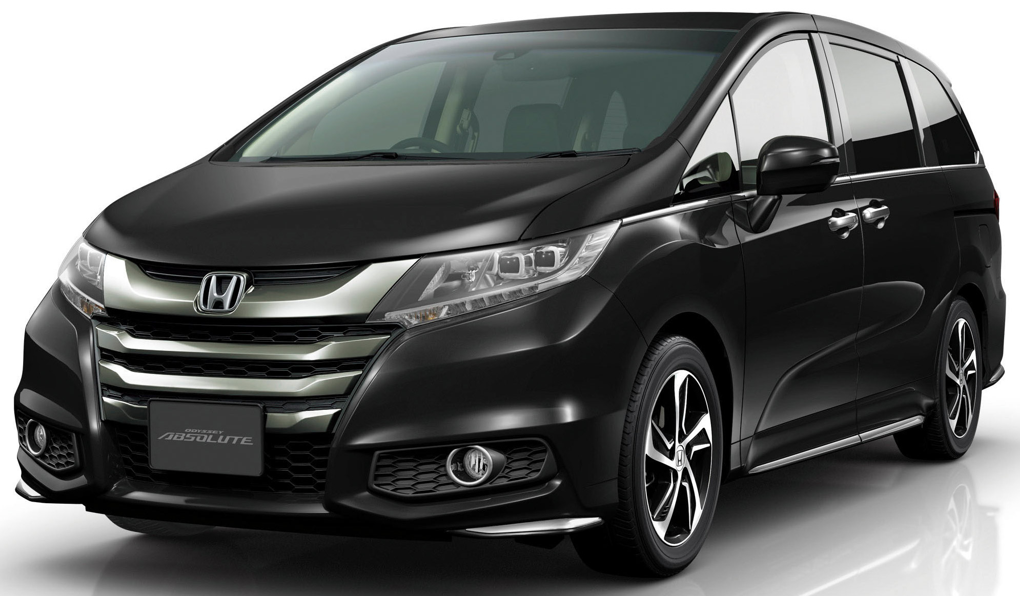 honda odyssey hybrid refresh goes on sale in japan image 438316