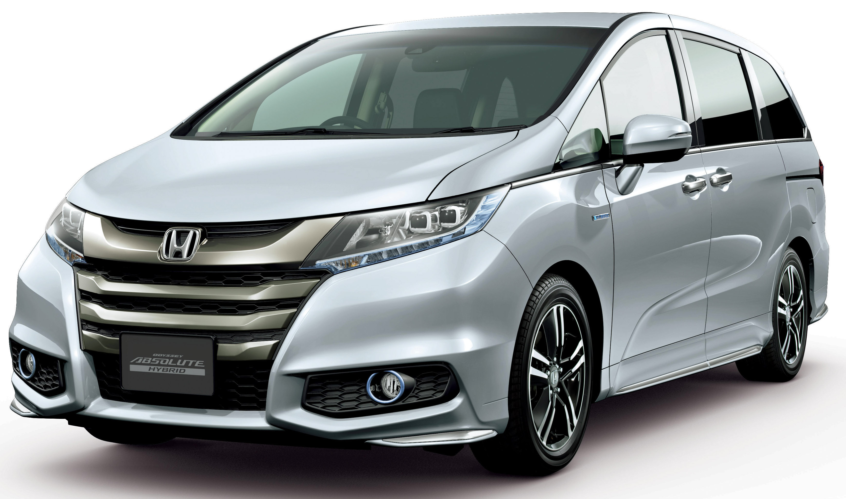 honda odyssey hybrid refresh goes on sale in japan image 438321. Black Bedroom Furniture Sets. Home Design Ideas