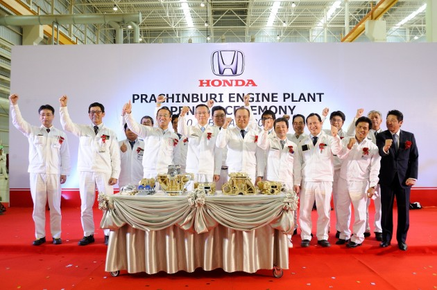 Honda Prachinburi plant 1