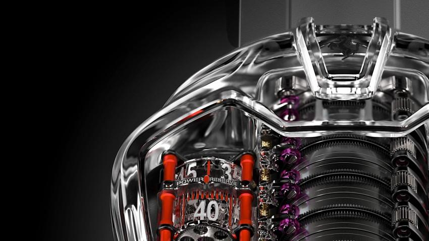 Hublot MP-05 LaFerrari Sapphire – an updated tribute Image #436911