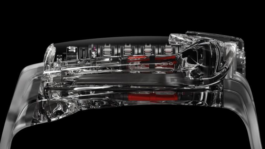 Hublot MP-05 LaFerrari Sapphire – an updated tribute Image #436907