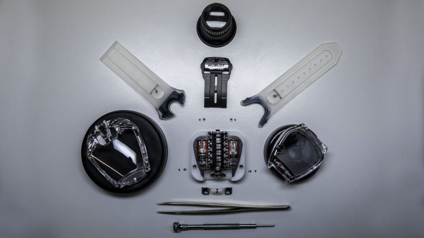 Hublot MP-05 LaFerrari Sapphire – an updated tribute Image #436910