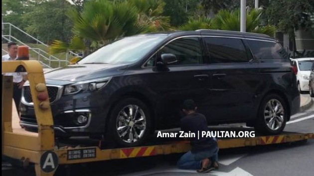 Kia Carnival To Be Previewed At Mines On November 10