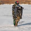 Ice Wheelie record 1