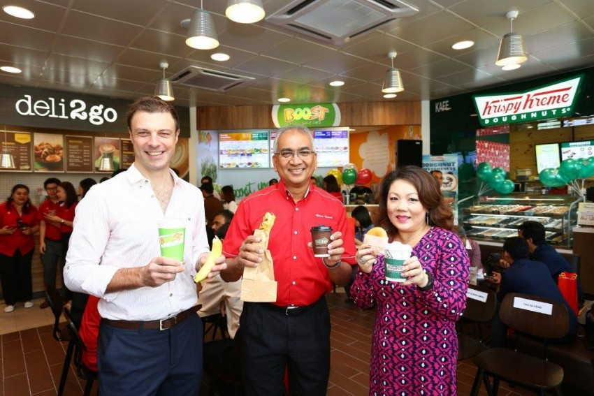 Shell Malaysia unveils all-new Shell Select store in PJ – first of 30 new retail concept stations nationwide Image #447567