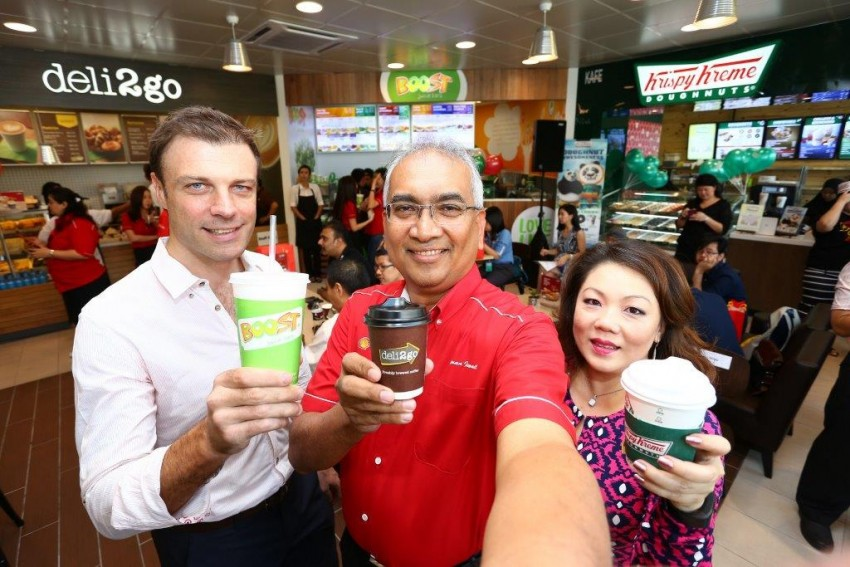 Shell Malaysia unveils all-new Shell Select store in PJ – first of 30 new retail concept stations nationwide Image #447566