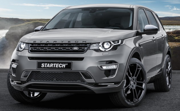 Land Rover Discovery Sport by Startech-1
