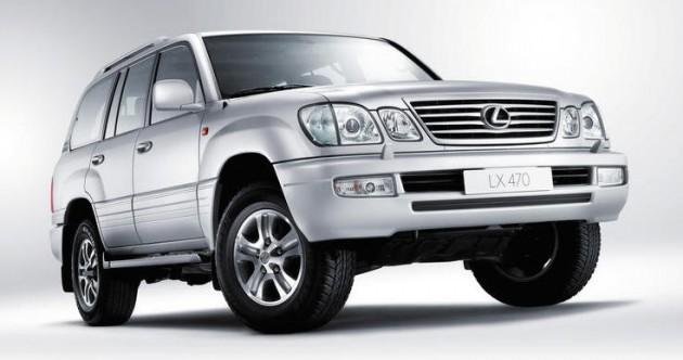 Lexus LX470 J100