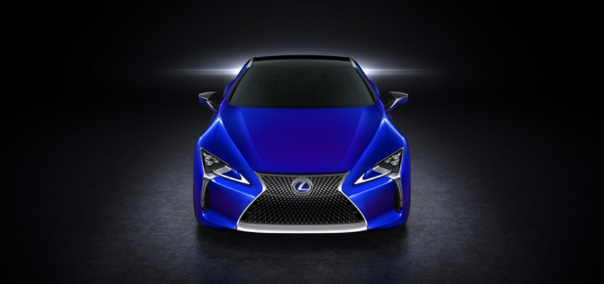 2016 Lexus LC 500h detailed – new Multi Stage Hybrid System uses lithium-ion battery and a four-speed auto Image #443962