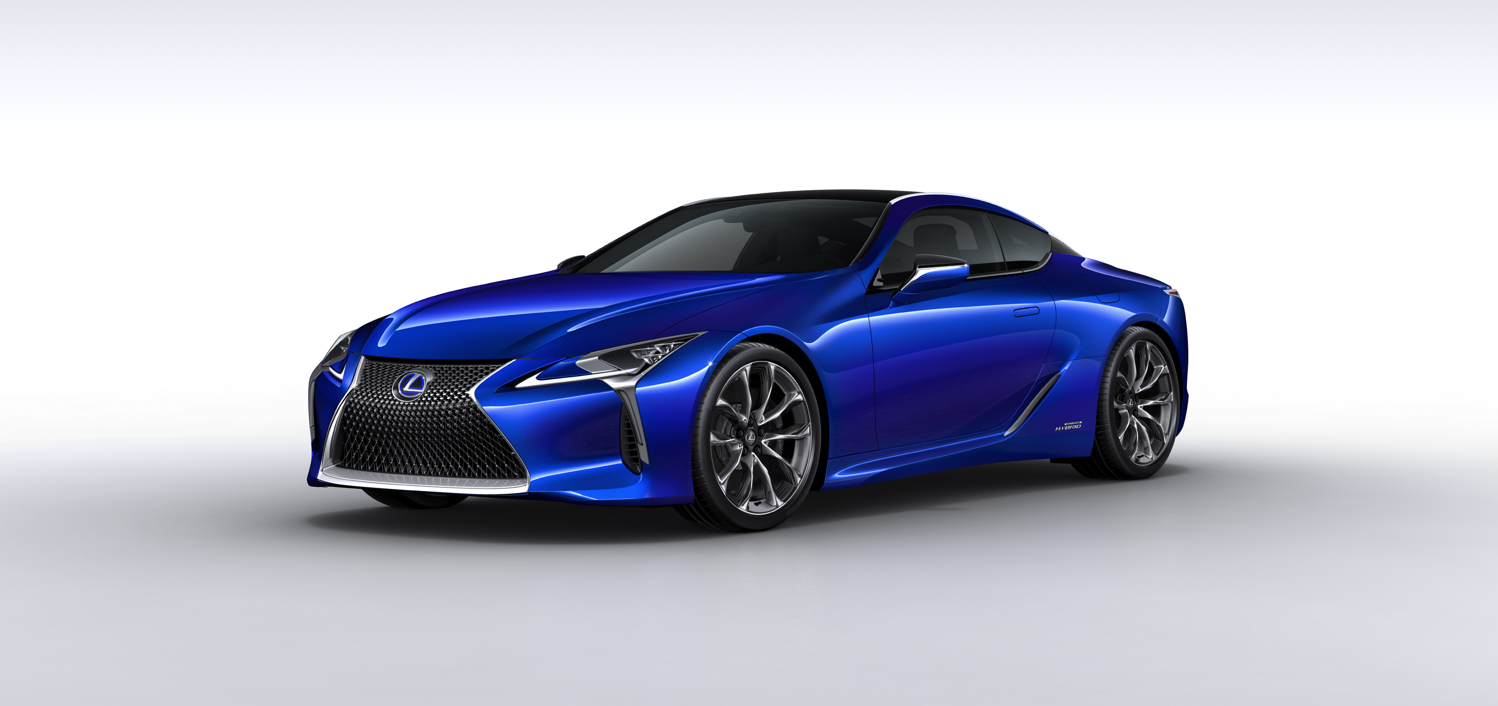 2016 Lexus LC 500h detailed – new Multi Stage Hybrid ...