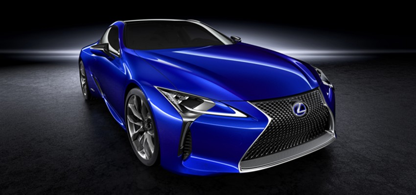 2016 Lexus LC 500h detailed – new Multi Stage Hybrid System uses lithium-ion battery and a four-speed auto Image #443949