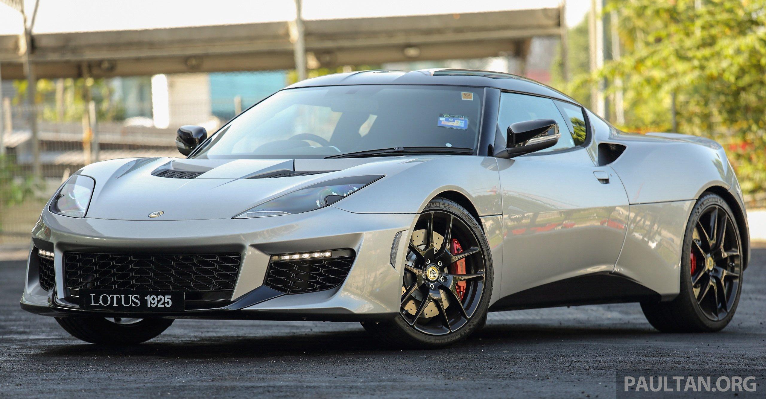 GALLERY: Lotus Evora 400 – Hethel's flagship in M'sia Image ...