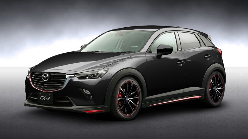Mazda Reveals 2016 Osaka Auto Messe Line Up Mazda 2 15mb