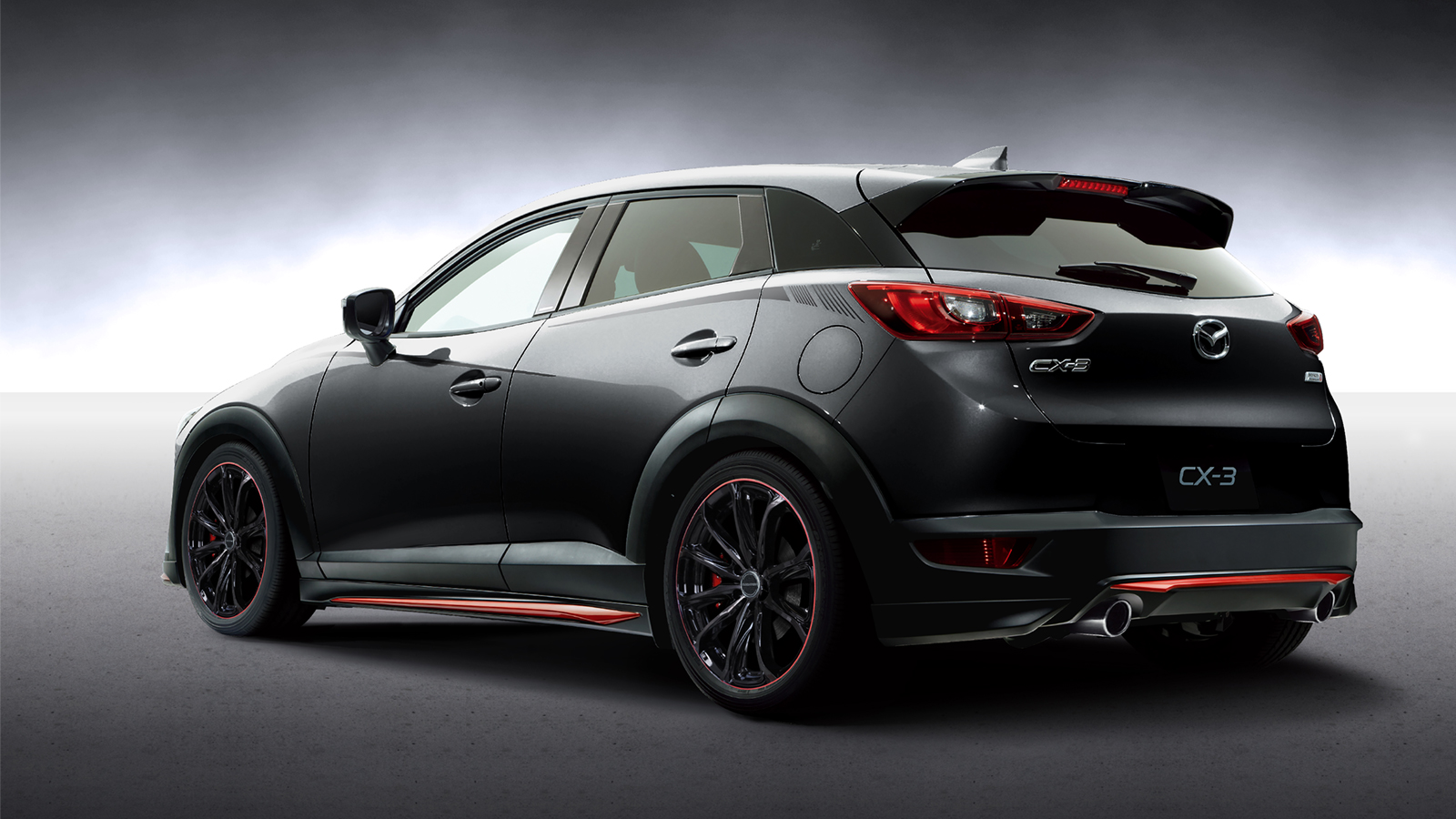 Cx 6 Mazda >> Mazda reveals 2016 Osaka Auto Messe line-up – Mazda 2 15MB Racing Concept joins 6, CX-3, MX-5 on ...
