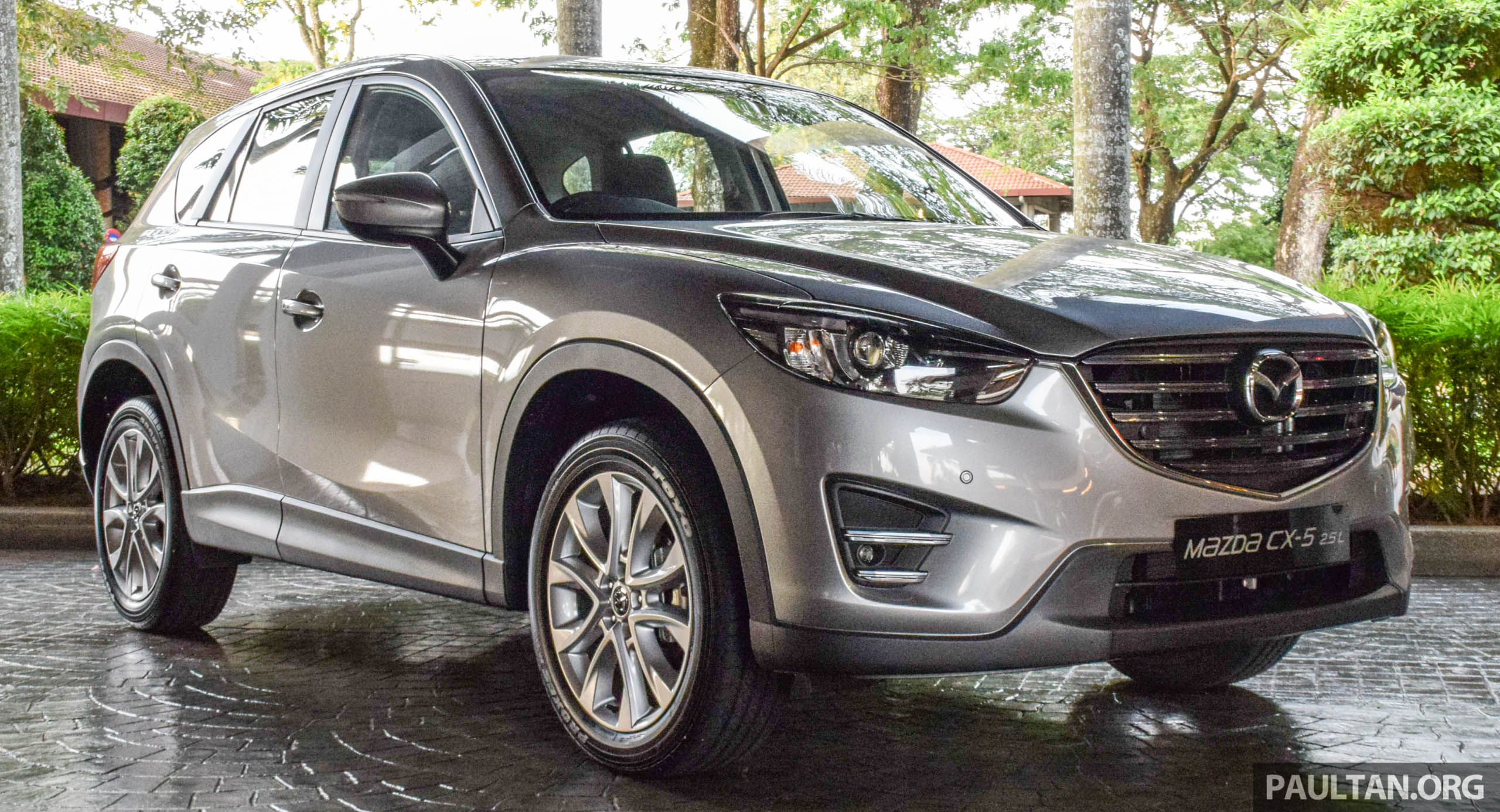 mazda cx 5 facelift ckd prices revealed 2 5l models now more than rm10k less 2 0l more expensive. Black Bedroom Furniture Sets. Home Design Ideas