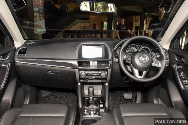 Mazda CX-5 2.5L CKD facelift-12