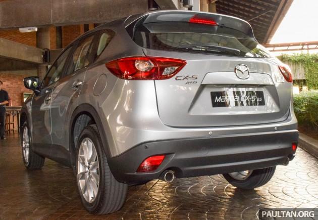 Mazda CX-5 2.5L CKD facelift-2