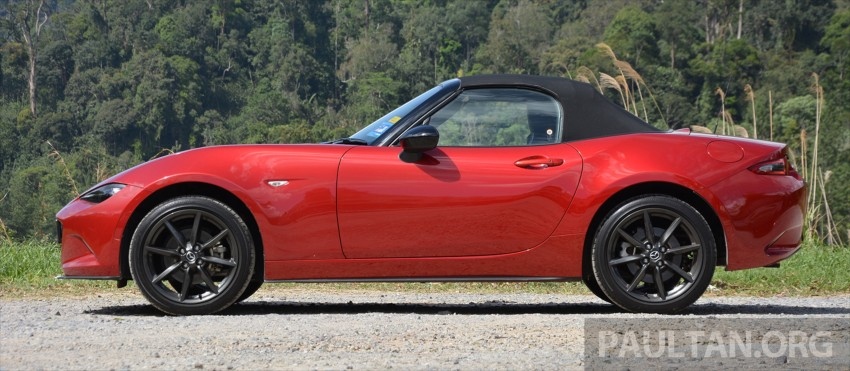 DRIVEN: Mazda MX-5 ND 2.0 – heightened sensations Image #438361