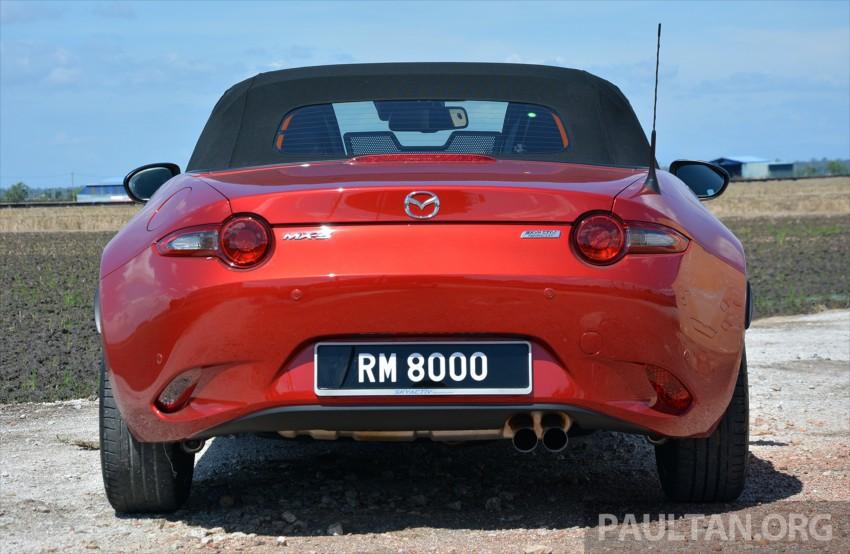 DRIVEN: Mazda MX-5 ND 2.0 – heightened sensations Image #438372