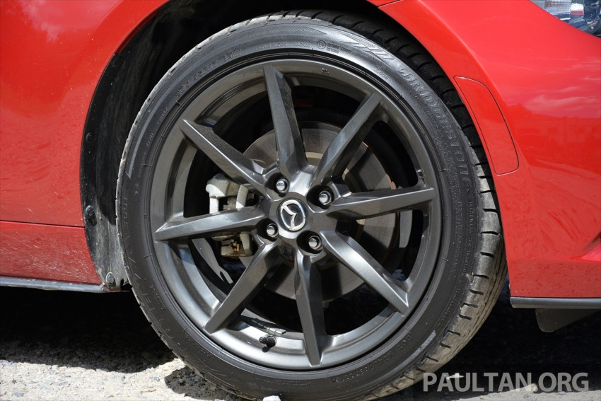 DRIVEN: Mazda MX-5 ND 2.0 – heightened sensations Image #438376