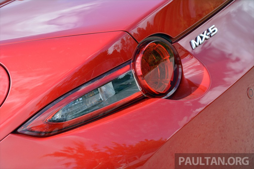DRIVEN: Mazda MX-5 ND 2.0 – heightened sensations Image #438377