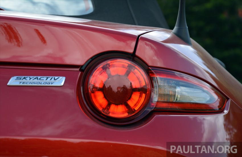 DRIVEN: Mazda MX-5 ND 2.0 – heightened sensations Image #438378