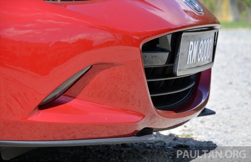 DRIVEN: Mazda MX-5 ND 2.0 – heightened sensations Image #438379