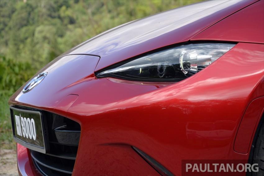 DRIVEN: Mazda MX-5 ND 2.0 – heightened sensations Image #438380