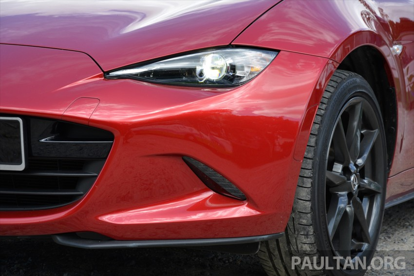 DRIVEN: Mazda MX-5 ND 2.0 – heightened sensations Image #438381