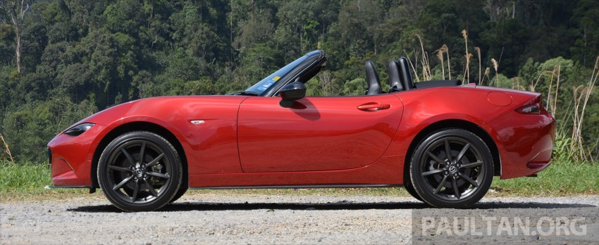 DRIVEN: Mazda MX-5 ND 2.0 – heightened sensations Image #438362
